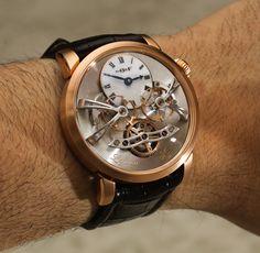 MB&F Legacy Machine No. 2 Watch Review #mbandf #legacymachine #lm2 #movement #horlogerie #hautehorlogerie #timepiece #luxury #watches #watchmania