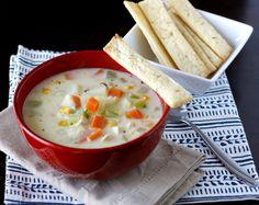 Chicken Pot Pie soup, Sounds yummy