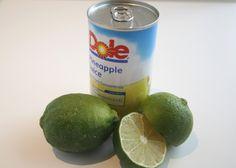 El Pollo Loco copycat marinade -- use on boneless/skinless breasts = skinny chicken! Might make a good crockpot recipe....