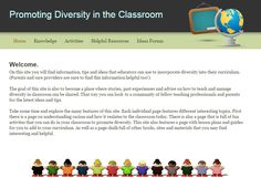 http://buildingdiversity.weebly.com/ A great resource for Intercultural Programs