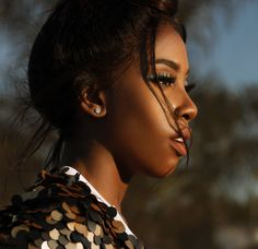 Beauty Crush Wednesday #BCW: Sevyn Streeter Check more at http://www