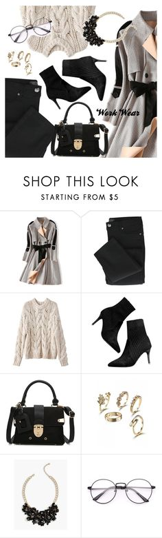 """""""Work Wear on the budget"""" by dressedbyrose ❤ liked on Polyvore featuring Talbots"""
