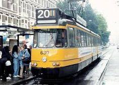 Afbeeldingsresultaat voor trams jaren 60 Train, Vehicles, Car, Strollers, Vehicle, Tools