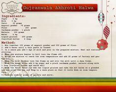 Vegetarian Cooking, Vegetarian Recipes, Shireen Anwar Recipes, Halva Recipe, Cardamom Powder, Clarified Butter, Pastries, Food Food, Bread Recipes