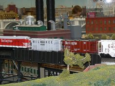 Twin City Model Railroad Museum in St. Paul, MN