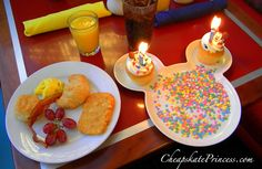 How to get free stuff at Disney World if celebrating your birthday!