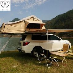 Rooftop Tent Motel car roof tent Awning for C&ing & Cool Awesome 8.5/9.5/11mm Tent Pole Replacement Kit Fiberglass ...
