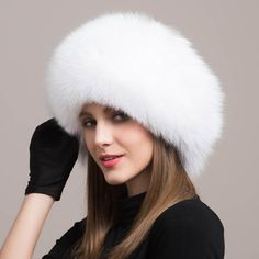 Cheap fur fox hat, Buy Quality winter bomber directly from China women winter bomber hat Suppliers: 2017 Real Time-limited Solid Adult Women Winter Fur Hat Natural Fox Autumn And Female Bomber Top Hats For Women, Clothes For Women, Fur Clothing, Headgear, Fox Fur, Keep Warm, Winter Fashion, Winter Hats, Womens Fashion