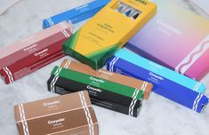 I got so excited when Clinique hooked up with Crayola to create the limited edition Clinique Crayola Chubby Sticks. They sold out super fast! Now Crayola Beauty is back with an exclusive collection for ASOS that's completely vegan & cruelty free. Your face is the canvas & Crayola Beauty is the tool.