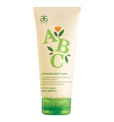Pure, Safe and Beneficial ABC Arbonne Baby Care Sunscreen Broad Spectrum SPF 30 - Arbonne Arbonne Consultant, Independent Consultant, Broad Spectrum Sunscreen, Baby Care, Body Lotion, Health And Beauty, Bath And Body, Babe, Pure Products