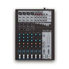LD Systems VIBZ 10 Channel Mixing Console with Compressor