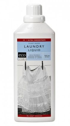 Laundry Soap for cloth diapers