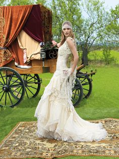 YolanCris   Vestidos de novia hippie chic y ibicencos. Alquimia Otras Colecciones
