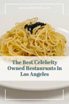 Apr 21, 2021 - Just in time for the Oscars, here are the best celebrity owned restaurants in Los Angeles! #losangeles #celebrity #celebrities #restaurants Los Angeles Vacation, Los Angeles Travel, Travel Expert, Travel Tips, Los Angeles Restaurants, California Travel, Oscars, Foodie Travel, Food Truck