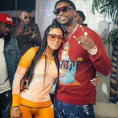 The Wopsters, Keyshia Ka'oir & Gucci Mane, made appearances in Birmingham and Atlanta this weekend. Check out the pics and videos: