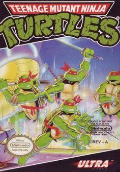 Teenage Mutant Ninja Turtles: NES