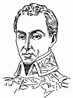 24 de julio: Aniversario del nacimiento del libertador Simón Bolívar http://fechascivicas.carpetapedagogica.com/2012/03/24-de-julio-aniversario-del-nacimiento.html
