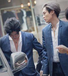 Get A Life, Thai Drama, We Meet Again, Meet The Team, Best Couple, Korean Actors, My Boyfriend, Pretty Boys, Cute Couples