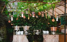 7 decorações primaveris para inspirar seu casamento ao ar livre -IC