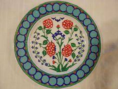 Ceramic Art   https://www.facebook.com/ZakharefArts   #turkish #pattern