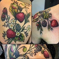 Jen specialises in colour realism tattoos that focus on nature and animals whilst also working with portrait and pin-up tattoos.