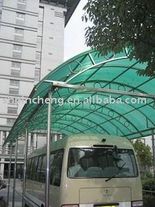 Best Carport With A Flat Roof Polycarbonate Carport Garage 400 x 300