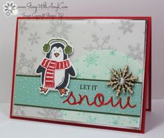 Snow Place - Stamp With Amy K