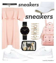 """Fashion # 36 💕"" by iamliksen on Polyvore featuring Sole Society, Topshop, Valentino, MCM, Betsey Johnson, Aéropostale, CLUSE and lovefashion"
