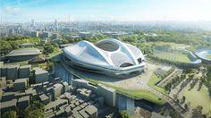 新国立競技場、改修案とザハ案、選ばれなかったデザインたち