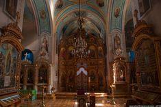 Temple of Camrador - Интерьеры киевских церквей, часть 3. Лавра