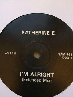 Katherine E - I'm Alright