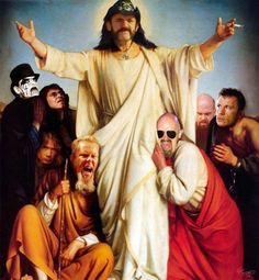 Metal Gods This is horrible but I know it will make you laugh @sc