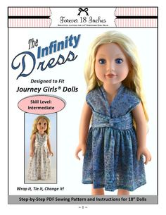 Dress for Journey Girls