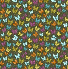Autumn Butterflies Tileable GIF Pattern - http://www.welovesolo.com/autumn-butterflies-tileable-gif-pattern/