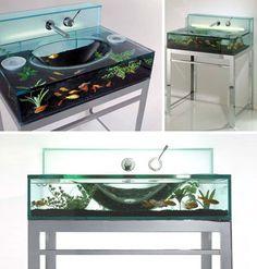 Modern Aquarium Design