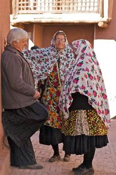 Abayane, Isfahan province Do you know Abyaneh is one of the most popular rural among torists in Iran?