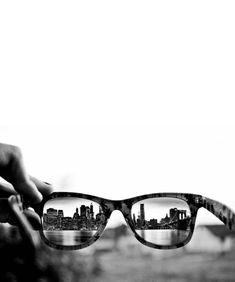 "Another cool glasses pic .. or as another pinner said, "" seeing the World through Hipster eyes "", ha ha."