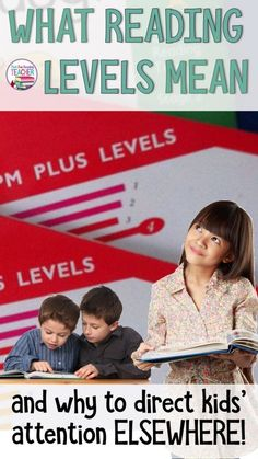 Teaching or parenting an early reader? An explanation of what reading levels mean and why to direct kids\' attention ELSEWHERE! Reading Resources, Reading Strategies, Teacher Resources, Guided Reading, Teaching Reading, Reading Comprehension, Teaching Main Idea, Teaching Tools, Teaching Ideas