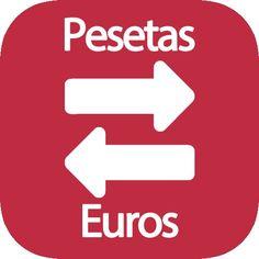 Conversor de euros a pesetas y viceversa.