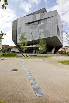 Galería de CaixaForum Zaragoza / Estudio Carme Pinos - 10