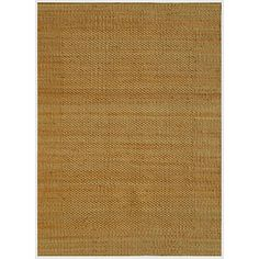 Hand-woven Natural Jute Rug (8' x 11') - Overstock Shopping - Great Deals on Acura Homes 7x9 - 10x14 Rugs