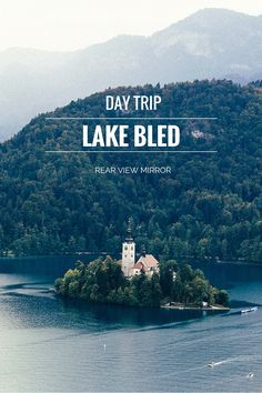 The most popular day trip from Ljubljana is to Lake Bled, known for the pretty Bled Island and Bled Castle. It's a location easily explored in one day.