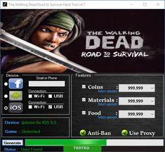 the walking dead road to survival apk mod money