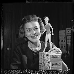 Mattel Photo - Barbie's First Clothing Designer - Charlotte Johnson