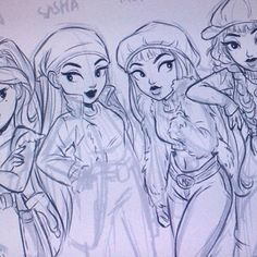 Will my lazy ass ever decide to finish this?♀️ #wip #bratz