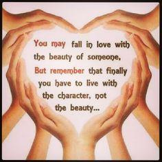 Beauty,,,, character,,,,