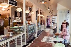 NYC's Magnolia Bakery chain opened up their first Chicago store a few years ago on State Street.