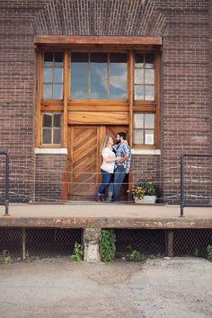 West Bottoms Kansas City engagement www.wthestudio.com