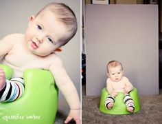 10 Tips for Photographing Your Baby - Click it Up a Notch