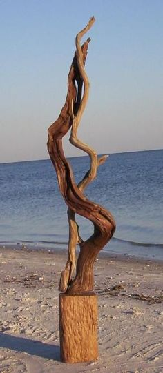 driftwood sculpture - God's Art
